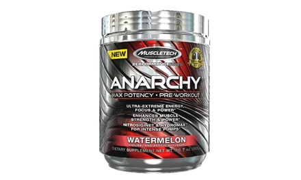 MT PreWorkout Anarchy Supplement