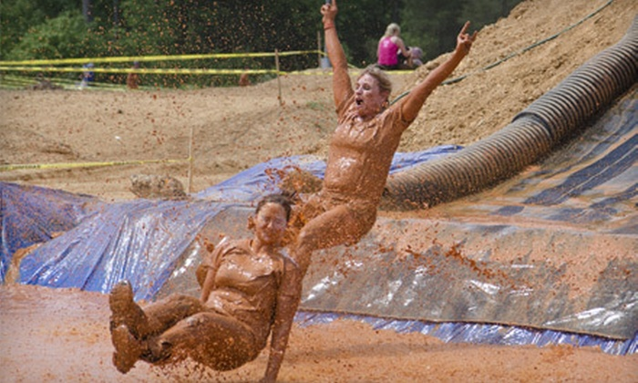 Greensboro Adventure Boot Camp for Women - Greensboro: Four or Eight Weeks of Pre Mud-Run Boot-Camp Classes at Greensboro Adventure Boot Camp for Women (87% Off)