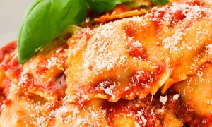 Marcello's Pasta Grill: $14 for $25 Worth of Italian Food for Two at Marcello's Pasta Grill