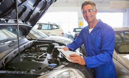 image for MOT and Summer Vehicle Check for £17.95 at Setyres, Three Locations