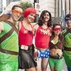 Up to 47% Off Super Hero Bar Crawl from Carolina Nightlife
