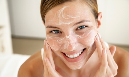 One or Three Acne Light-Therapy Facial Treatments at Houston Acne Specialist (72% Off)
