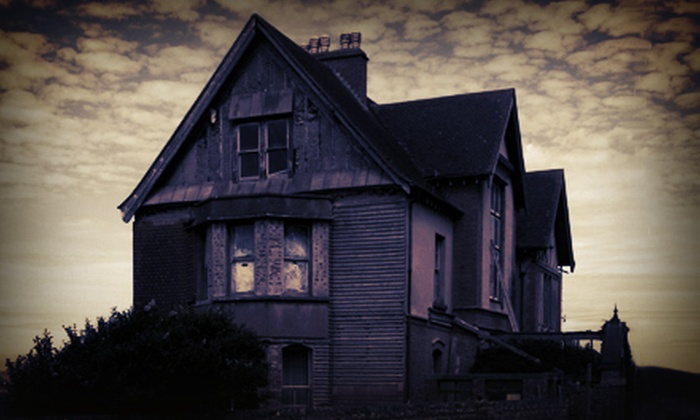 Four Horsemen Haunted Attractions - Portland: Haunted House Admission for 2, 4, or 10 at Four Horsemen Haunted Attractions (Up to 51% Off)