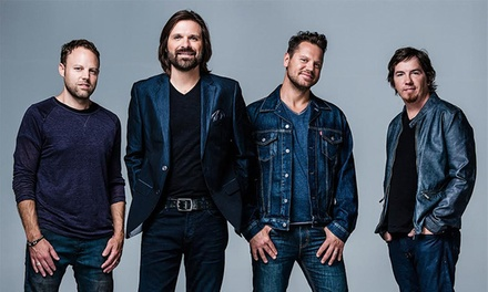 Third Day at Dow Event Center on Saturday, November 15, at 7 p.m. (Up to 30% Off)