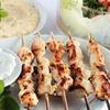 Spécialités turques au restaurant 100 thés