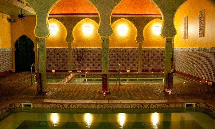 Circuito termal con masaje medina aljarafe groupon - Banos arabes medina aljarafe ...