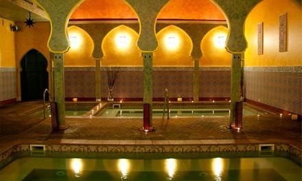 Circuito termal con masaje medina aljarafe groupon - Spa banos arabes sevilla ...