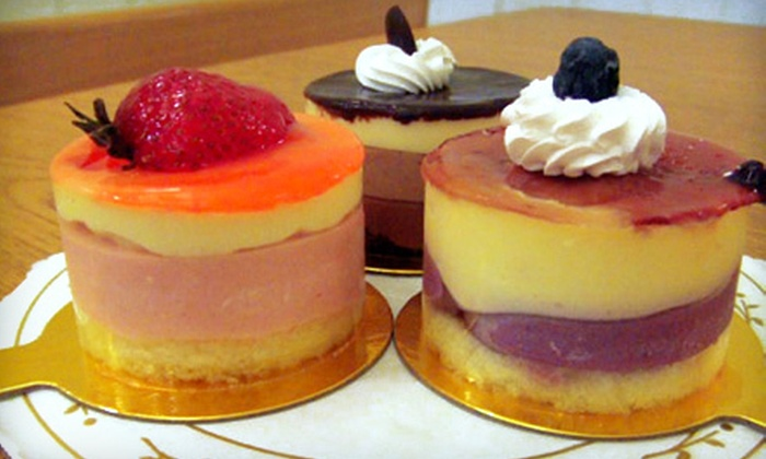 Jean-Jacques Bakery - Carytown: $7 for $15 Worth of French Baked Goods, Sandwiches, and Drinks at Jean-Jacques Bakery