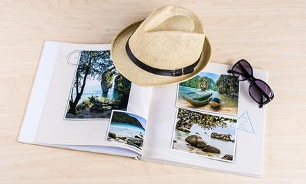 Livre photo carré 20 x 20 cm, couverture et nombre de pages au choix sur Colorland dès 8,99 € (jusqu'à 77% de remise)