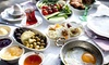 All-you-can-eat-Brunch + Getränke