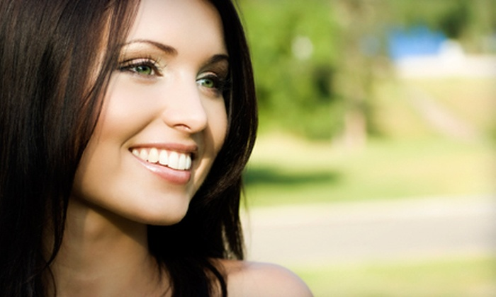 Dominion Dental Spa - Dominion: $49 for a New-Patient Exam with Cleaning, X-rays, and Fluoride Treatment at Dominion Dental Spa ($334 Value)