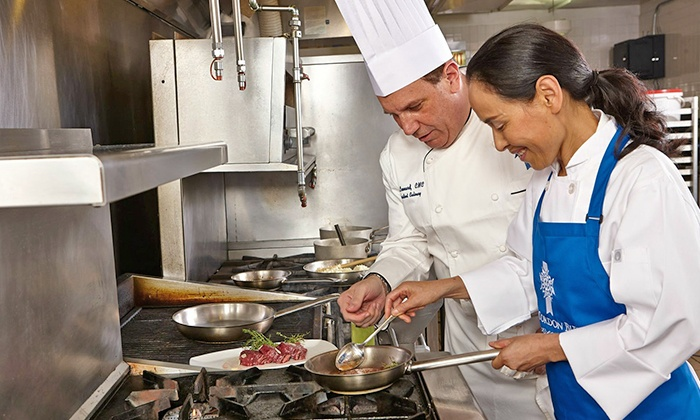Le Cordon Bleu - Bleu Ribbon Kitchen - Downtown Portland: Any Culinary Workshop for One at Le Cordon Bleu - Bleu Ribbon Kitchen (Up to 29% Off)