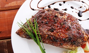 The Ferry: Two-Course Meal with Show for Two, Four or Eight at The Ferry (Up to 55% Off)