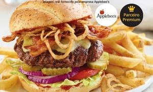 Applebee's - Cristal: #GreenWeek – Applebee's – Barra Shopping ou Moinhos : crédito de R$ 80 em qualquer item do cardápio