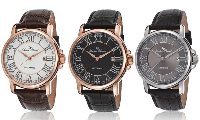 lucien piccard rioja watches groupon goods