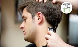 Sr. Dejavittes Barbearia: Sr. Dejavittes Barbearia – Várzea Grande: corte de cabelo masculino e barba (opção de selagem)