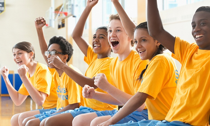 Basketball Summer Camp for Ages 6-15 at Top Notch Stars Basketball (Up to 38% Off). Six Options Available.