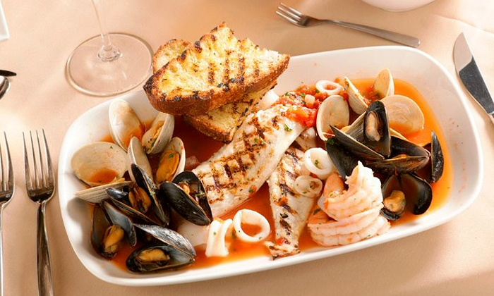 Cielo - Fairfield: Italian Lunch or Dinner for Two or More at Cielo Restaurant (Up to 50% Off)