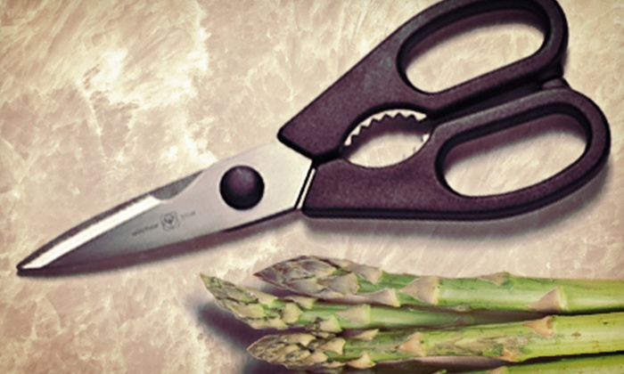 Chef's Equipment Emporium - Multiple Locations: $20 for Sharpening for Up to Five Knives and a Pair of Kitchen Shears at Chef's Equipment Emporium (Up to $49 Value)