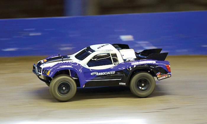 Exeter Hobbies - Exeter: R/C Off-Road Racing for Two or Four at Exeter Hobbies (Up to 50% Off)