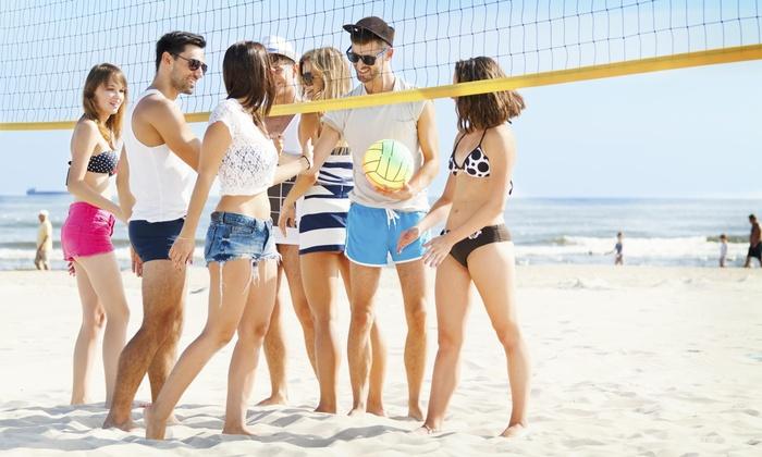 San Diego Beach Volleyball League - San Diego: A Volleyball-Training Session from San Diego Beach Volleyball League (50% Off)