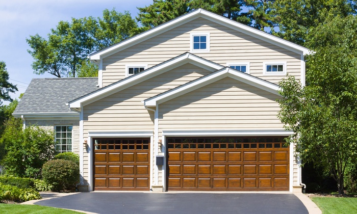 Precision Overhead Garage Doors: Garage Door Maintenance With Or Without  Rollers From Precision Overhead