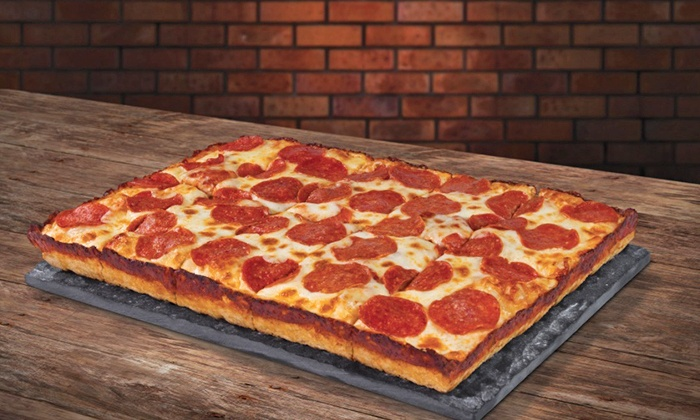 Jet's Pizza - Chicago, IL (Kimball Ave.) - Irving Park: $11 for $20 Worth of Pizzeria Fare at Jet's Pizza