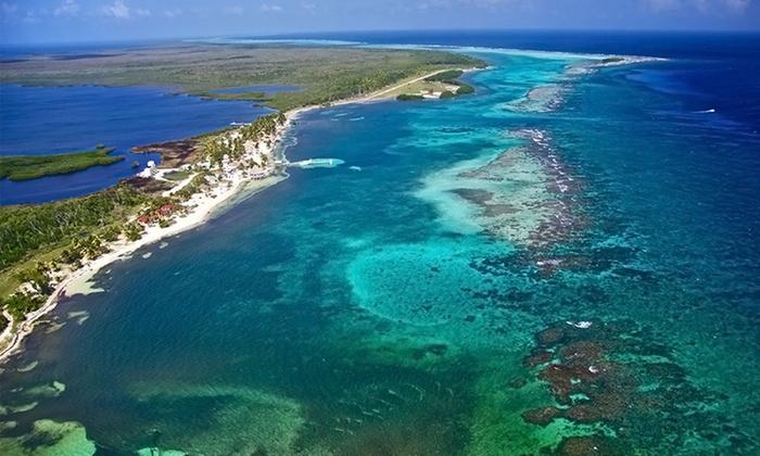 Island Auto Group >> Blackbird Caye Resort in Turneffe Atoll   Groupon Getaways