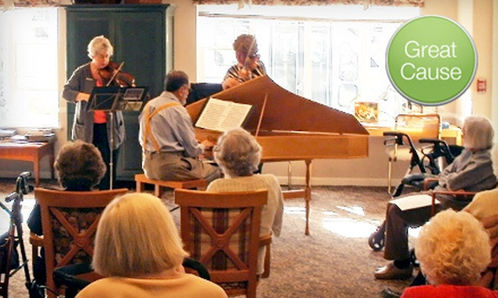 Salish Sea Players: $10 Donation to Help Sponsor a Concert for Seniors