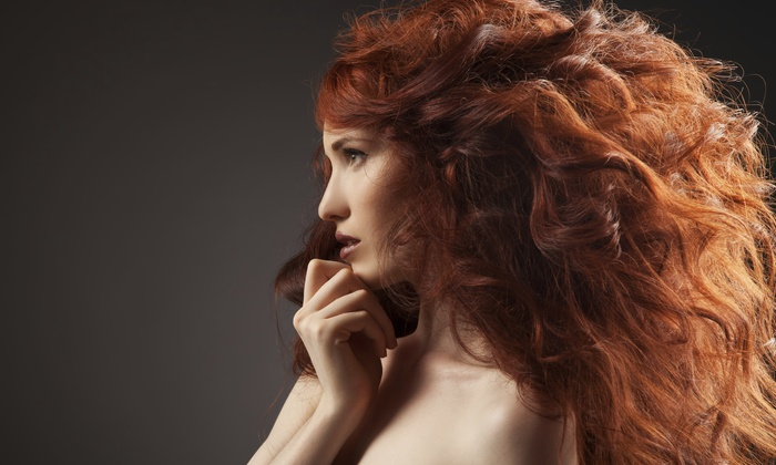 Shear Style Studio - Brandon: Color and Blow-Dry from Shear Style Studio (60% Off)