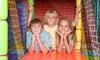 Kidz World Soft Play - Alloa: £45 for a Children's Party For Ten With Soft Play Entry and Food (Up to 53% Off)