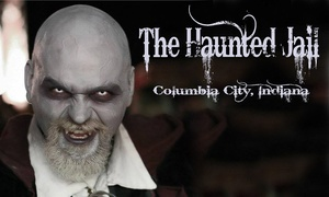 Up to 29% Off Admission to The Haunted Jail at The Haunted Jail, plus 6.0% Cash Back from Ebates.