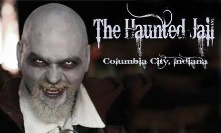 General Admission for One, Two, or Four with Reaper's Chariot Ride to The Haunted Jail (Up to 29% Off)