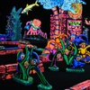 Up to 53% Off Glow-in-the-Dark Mini Golf