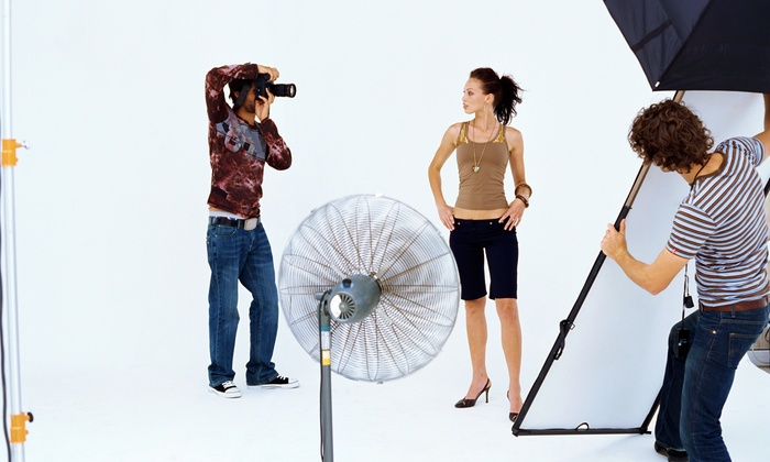 Press Talent Management & Development - Rancho Oakey: In-Studio Photo-Shoot with Prints at Press Talent Management & Development (Up to 79% Off). Three Options Available.