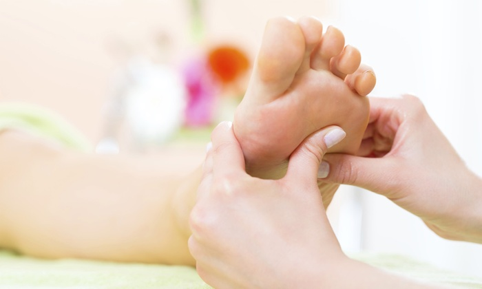 Happy Foot Spa - Multiple Locations: 60-Minute Foot-Reflexology Session at Happy Foot Spa (50% Off). Four Locations Available.