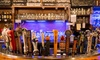 The King's Beer Hall - North Slope: Bronze, Silver, or Gold New Year's Eve Packages for One, Two or Four at The King's Beer Hall (Up to 58% Off)
