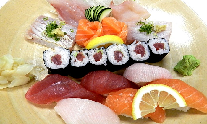 Origami Japanese Cuisine - Market At Round Rock: Japanese Dinner Cuisine at Origami Japanese Cuisine (Up to 48% Off). Two Options Available.