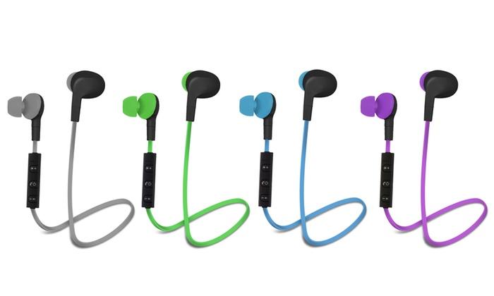 Aduro Amplify Sport Stereo Bluetooth Headset