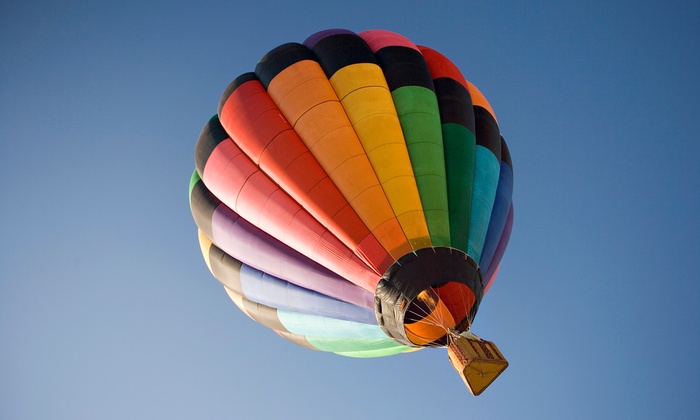 Central Florida Balloon Rides: Sunrise Hot Air Balloon Ride with Champagne Toast for One with Central Florida Balloon Rides (50% Off)