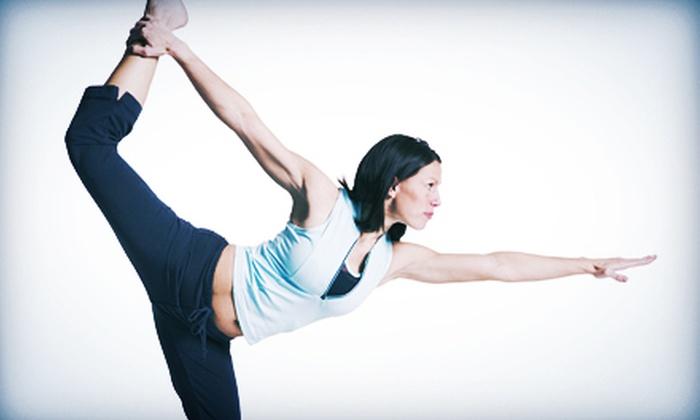 Bikram Yoga South Kansas City - Martin City: $89 for 30 Bikram-Yoga Classes at Bikram Yoga South Kansas City ($300 Value)