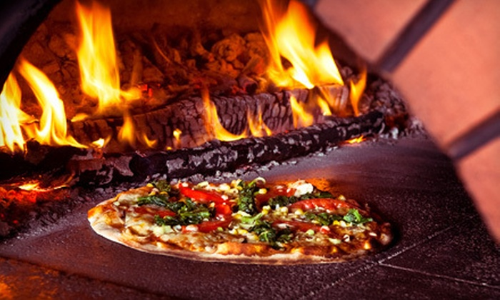 Tartufo Italian Pizzeria - Peachtree Park: Brick-Oven Pizza and Drinks at Tartufo Pizzeria (Up to 51% Off). Two Options Available.