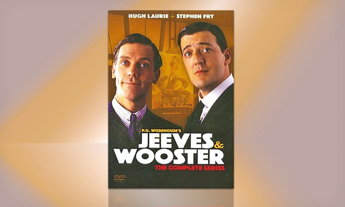 Jeeves & Wooster Complete Series DVD Set: $22.99 for a Jeeves & Wooster Complete Series DVD Set ($39.98 List Price). Free Shipping and Returns.