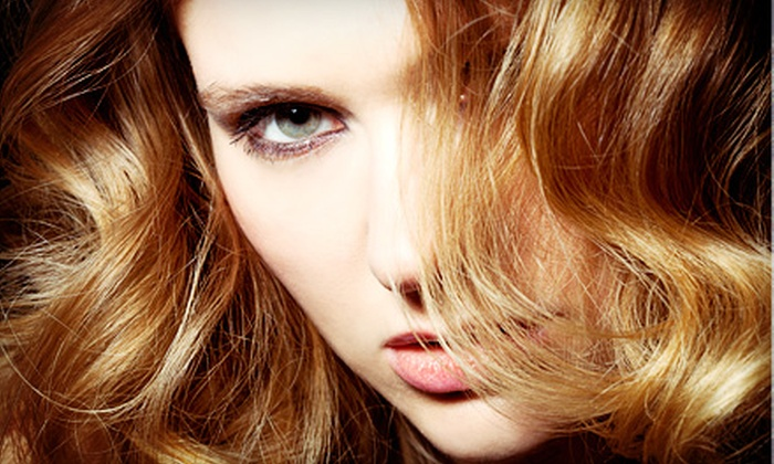 Studio 7 - Nicholtown: One, Three, or Five Blowouts at Studio 7 (Up to 65% Off)