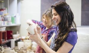 Artopia Studios Inc. : CC$25 for CC$50 Toward Ceramics Painting for Two at Artopia Studios Inc.