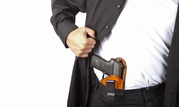 Felton Training Group - Sheraton Brookfield Hotel: $49.99 for a Wisconsin Concealed Carry Weapons (CCW) License Course at Felton Training Group ($170 Value)