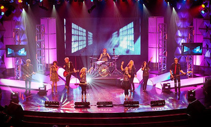 iShine Live 2013 - Symphony Hills: iShine Live 2013 Christian Music Concert for Two at Olathe Bible Church on Sunday, March 3 (Up to 53% Off)