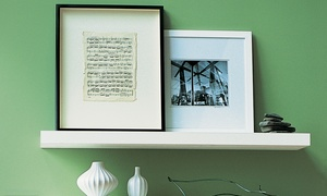 TM Frame Design: Custom Framing at TM Frame Design (Up to 67% Off)