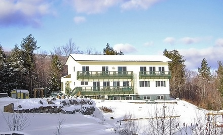 Groupon Deal: 2-Night Stay for Two with Flowers and Winter Welcome Basket at Coppertoppe Inn and Retreat Center in Hebron, NH