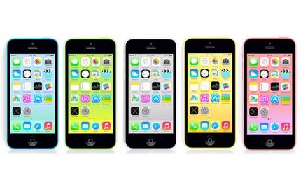 Iphone 5C de 8GB o 16GB reacondicionado desde 149,99 €, envio gratuito